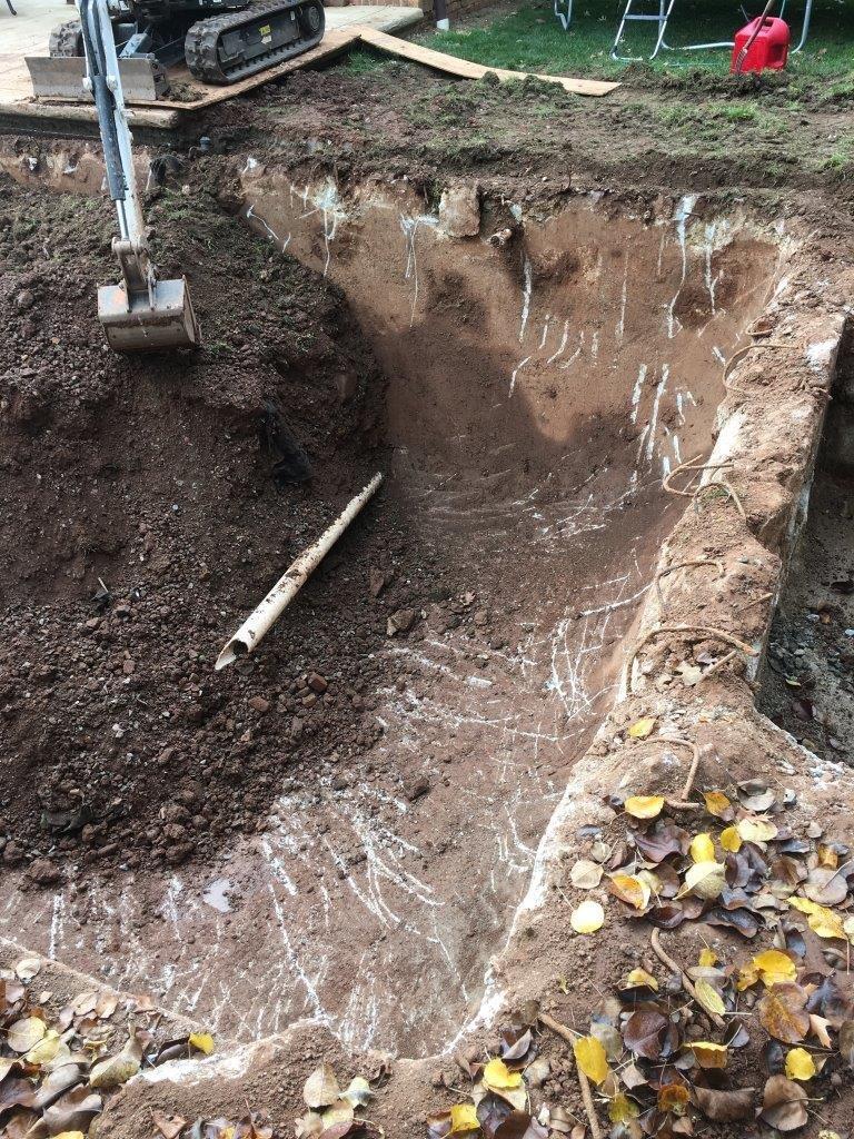 Excavator Pool