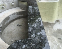 Blue Pearl Granite ordered and installed