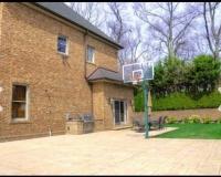 Old Backyard - Pool area
