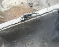 correcting concrete walls after bad concrete contractor work 9