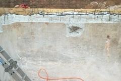 floor and wall repairs